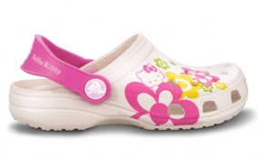 Crocs Classic K Hello Kitty Flrs eu