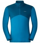 Odlo Men Midlayer 1/2 Zip Steeze