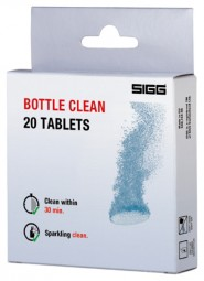 Sigg Bottle Clean Tablets (20 Pcs)