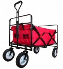 Outdoor Active Bollerwagen aus Metall faltbar