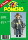 Coghlans Notfall-Poncho f�r Kinder transparent