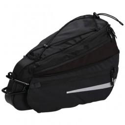 Vaude Off Road Bag M mit Klick-Fix Adapter-Befestigung black