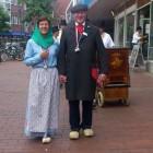 Jan & LIbett up Stoppelmarkt