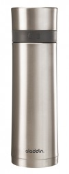 Aladdin Aveo Vacuum Flask 0,47l Edelstahl