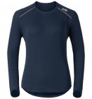Odlo Women Shirt L/S Crew Neck Vallée Blanche Warm