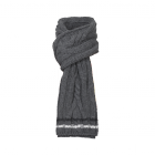 Salewa Wavy Knit Scarf