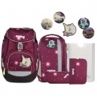 ergobag Pack-Set (6-tlg.) Galaxy Glow Edition