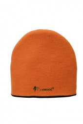 Pinewood Strickm�tze wendbar Gr�n/Orange one