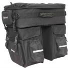 Haberland Packtaschenset 2-teilig, SET550 60 Liter schwarz