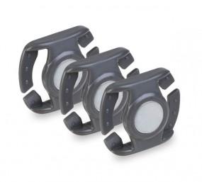 Osprey Hydraulics Spare Sternum Magnet 3er Pack