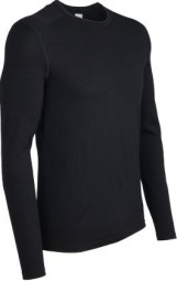 Icebreaker Mens Oasis LS Crewe Auslaufmodell