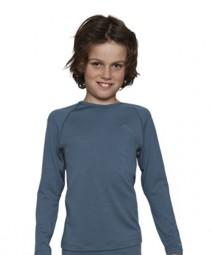 Icebreaker Oasis Crewe J Junior Bodyfit 200