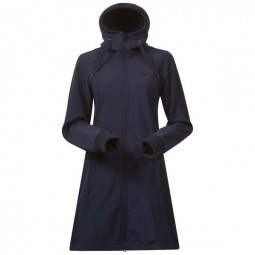 Bergans Vika Lady Coat Sommer-Softshell-Mantel