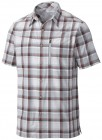 Columbia Silver Ridge Plaid Short Sleeve Shirt