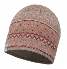 Buff Lifestyle Knitted & Polar Fleece Hat Edna