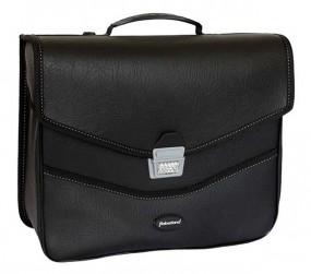 Haberland Einzeltasche Johann EH2700 16 Liter Einh�ngehaken schwarz