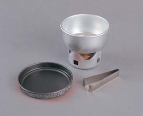 Trangia Minikocher mit Non-stick Pfanne, 330 g