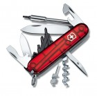 Victorinox CyberTool 29, rot transparent