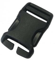 Tatonka SR-Buckle QA 20mm Paar black