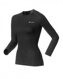 Odlo Women Shirt L/s Crew Neck X-Warm