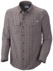 Columbia Silver Ridge Plaid Long Sleeve Shirt Mens