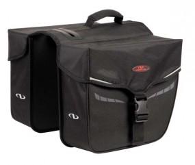 Norco Idaho Doppeltasche schwarz