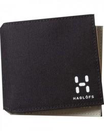 Hagl�fs Wallet Tri-fold charcoal