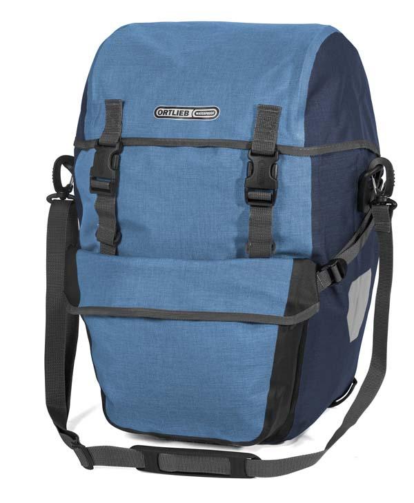 Ortlieb Bike-Packer Plus (Paar) QL2.1 darkdenim-stahlblau