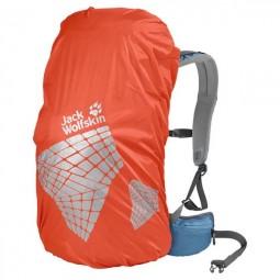 Jack Wolfskin Safety Raincover M splashy orange
