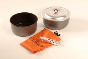 Trangia Tundra Set II, Non-stick, 440 g