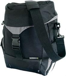 Basil Sports Einzeltasche schwarz