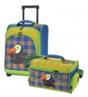 Travelite Youngster 2tlg. Reiseset (Trolley + Reisetasche)