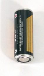 Batterie 12V für Sender für alle analogen VDO-Funkmodelle