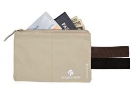 Eagle Creek RFID Blocker Hidden Pocket tan