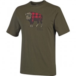 Columbia Csc Check The Buffalo II Short Sleeve Men