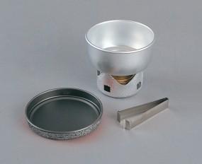 Trangia Minikocher mit Non-stick Pfanne