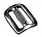 NM Dreisteg 20mm, 2 Stück