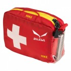 Salewa First Aid Kit Hiking dark red