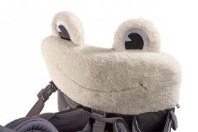 Vaude Cushion Frog white