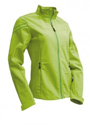 Maier Sports Stripe W Da-Softshelljacke