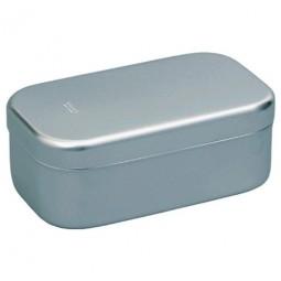 Trangia Brotdose klein ohne Griff Alu 125 g