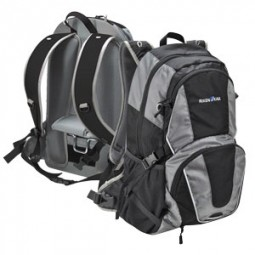 KLICKfix Freepack Meta 2 schwarz/grau