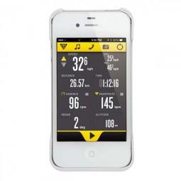 Topeak Ride Case II für iPhone 4/4s mit Halter