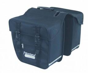 Haberland Doppelpacktasche DT9800 31 Liter schwarz