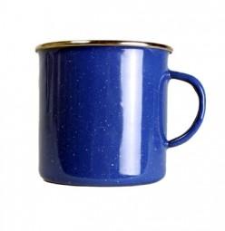 Relags Emaille Tasse 360 ml, blau