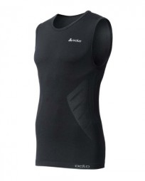 Odlo Men Singlet Crew Neck Evolution Light