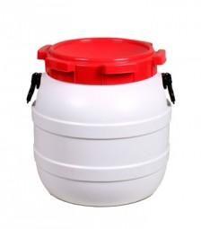 Relags Weithalstonnen, rund, 41,5 Liter