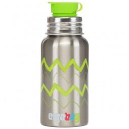 ergobag Pura-Edelstahltrinkflasche 0,5 Liter