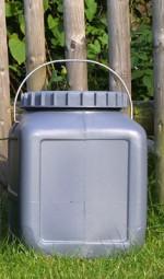 Relags Weithalstonnen, eckig, 20 Liter