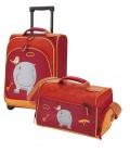 Travelite Youngster 2tlg. Reiseset (Trolley + Reisetasche)